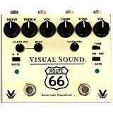 Visual Sound V3RT66 Route 66 V3 Series Overdrive/Compression Pedal