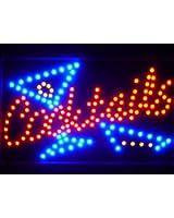 LAMPE NEON ENSEIGNE LUMINEUSE LED led040-r Cocktails Bar LED Neon Light Sign Whiteboard