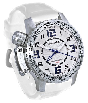 Millage Moscow Collection - W-BLU-W-SL