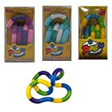 Tangle Jr. Original Fidget Toy, Set of 3!