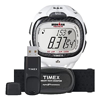 Timex Ironman Unisex Heart Rate Monitor T5K490 from Timex Ironman