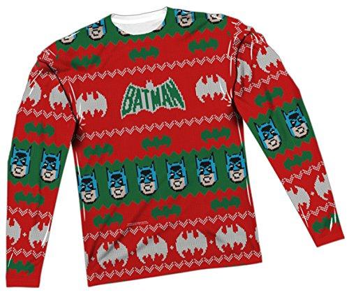 Ugly Christmas Batman T-Shirt