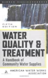 Water Quality & Treatment Handbook (0070016593) by American Water Works Association
