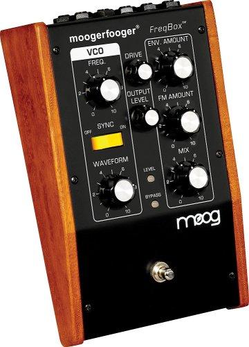 Moog MF-107 FreqBox Effects Pedal