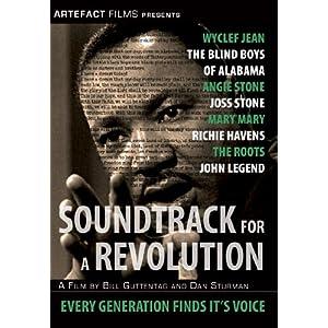 Soundtrack for a Revolution [Import anglais]