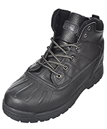 TODDLERS MOUNTAIN GEAR NEW 2015 ALL BLACK SUMMIT WINTER BOOTS 340067-01A (12)