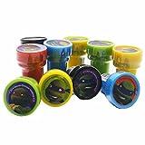 Ninja Turtles Stampers Party Favors (10 Stampers)