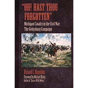 michigan cavalry in the