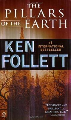 Ken Follett – The Pillars of the Earth | Fyrefly's Book Blog Ken Follett Pillars Of The Earth