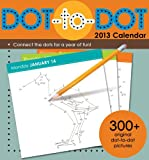 Dot-To-Dot 2013 Day-to-Day Calendar
