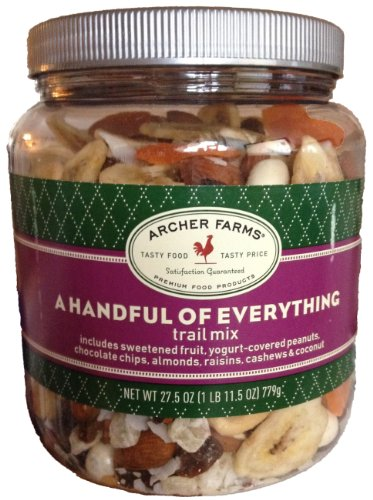 Archer Farms A Handful of Everything Trail Mix 27 oz by Archer Farms