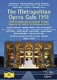 echange, troc The Metropolitan Opera Gala 1991