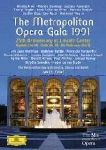 Metropolitan Opera Gala 1991: 25th Anniversary at Lincoln Center [DVD] [2010]