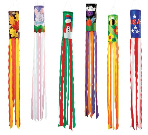 20% Off Holiday Windsocks by Miles Kimball