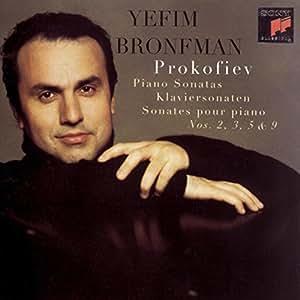 Prokofiev : Sonates pour piano n° 2, n° 3, n° 5 et n° 9