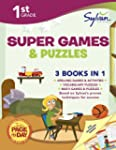 First Grade Super Games & Puzzles (Sy...