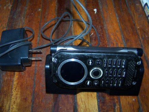 Casio G'Zone Brigade C741 No Contract 3G Durable Rugged Ptt Cell Phone Verizon Wireless
