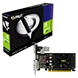 Palit 2GB Nvidia GeForce GT 610 Graphics Card (DDR3, HDMI, DVI, VGA, PCI-Express 2.0, DirectX 11.0 & OpenGL 4.2 Support, 3D Vision with Blu-ray 3D Support, Nvidia PureVideo HD Technology)
