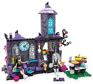 Mega Bloks Mega Bloks Monster High Creepateria Building Set