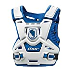 THOR MX SENTINEL ROOST GUARD - (WHITE / BLUE - 2701-0180)