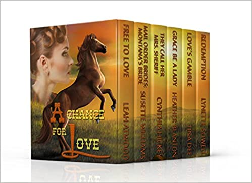 A Chance for Love (A Historical Western Romance Collection)
