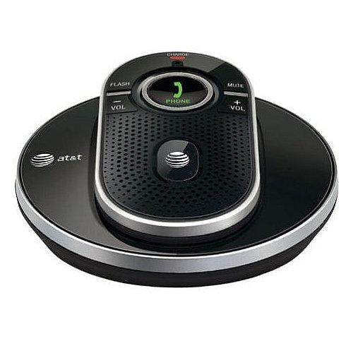 Vtech Dect 6.0 Full Duplex Cordless Accessory Speakerphone