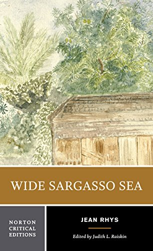 wide sargasso sea John duigan's wide sargasso sea, adapted from the jean rhys novel, is something you don't often see in movies these days: a seriously exotic gothic romance that is.