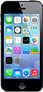 Apple iPhone 5 32GB - Certified Pre-Owned Refurbished SIM-Free Smartphone - Black