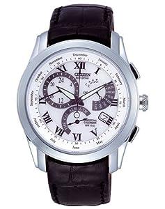 Citizen BL8001-01A - Reloj de pulsera hombre, acero inoxidable, color negro