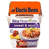Uncle Ben's Rice Time Sweet & Sour 3x300g