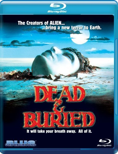 Dead & Buried [Blu-ray] by 125Th Street Records