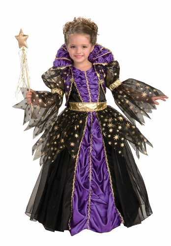 Girls Magical Miss Princess Costume