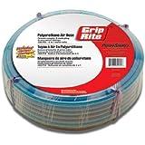 Grip-Rite GRPU1450 Polyurethane Air Hose, 1/4-Inch by 50 Feet