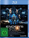 DVD Cover 'Ender's Game  - Das große Spiel [Blu-ray]