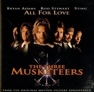 All For One Bryan Adams Sting Rod Stewart