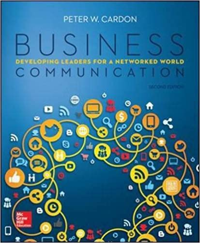 Business Communication Book Business Communication