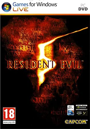 Resident Evil 5 [windows Xp/vista]