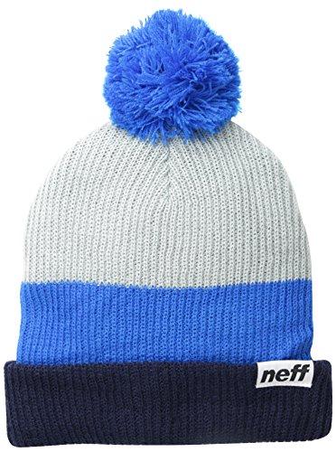 Neff, Cappellino Snappy, Multicolore (Navy/blue/grey), Taglia unica
