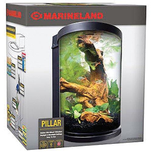 United Pet Group Tetra Ml90563 Marineland Pillar Aquarium Kit 6 Gallon