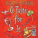 A Taste for It Hörbuch von Monica McInerney Gesprochen von: Melissa Eccleston