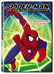 Spider-Man - New Anim Series: High Voltage Villain [DVD] [Region 1] [US Import] [NTSC]