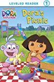 img - for Dora's Picnic (Dora the Explorer) (Ready-To-Read Dora the Explorer - Level 1) book / textbook / text book