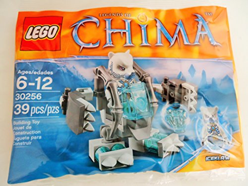 LEGO Legends of Chima Iceklaws Mech Mini Set #30256 [Bagged] - 1