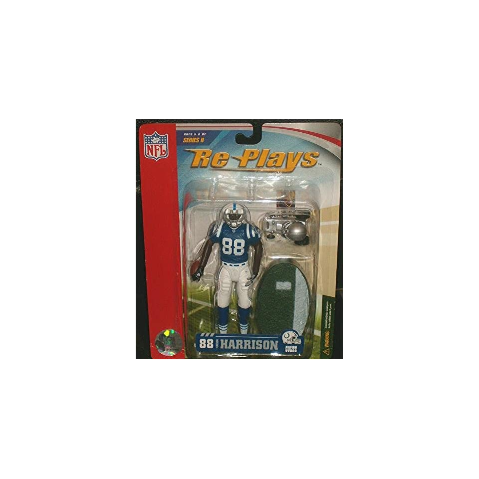 Re Plays NFL Series 2 Indianapolis Colts Marvin Harrison