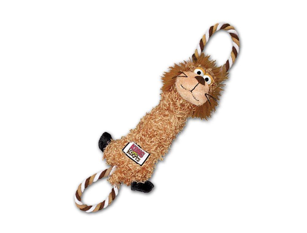 Monkey Knot Dog Toy Kong Tugger Knots Lion Dog Toy