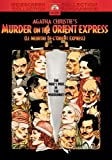 Murder on the Orient Express / Le Crime d l'Orient-Express (Bilingual)