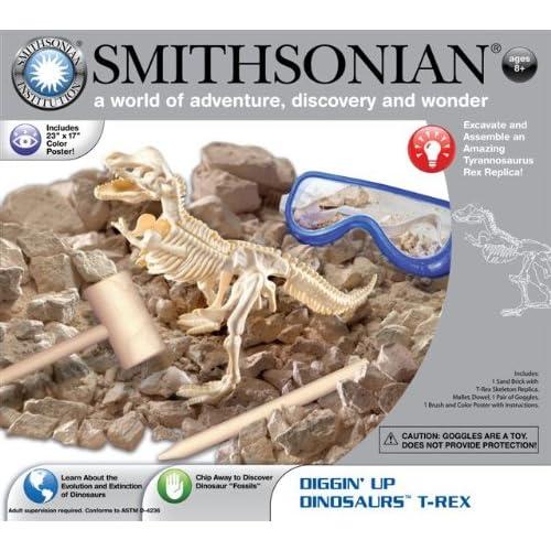 Smithsonian Diggin Up Dinosaurs T-Rex