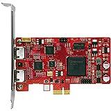 エアリア Ragno GRABBER2  PCI Express x1接続 1080p 60fps H264 録画可能 バイパス出力対応ロープロファイルブラケット付属 SD-PEHDM-P2