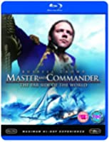 Master & Commander: The Far Side of the World [Blu-ray] [2003]
