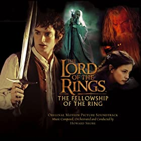 Lord Of The Rings-The Fellowship Of The Ring